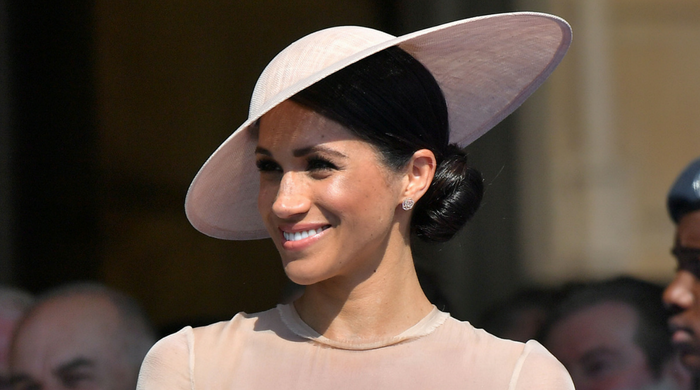 Meghan Markle's royal Coat of Arms has been revealed