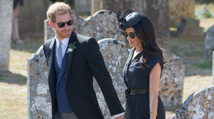 Meghan Markle celebrated her 37th birthday at a wedding