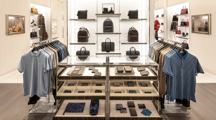 Michael Kors introduces menswear and an exclusive handbag for the Middle East
