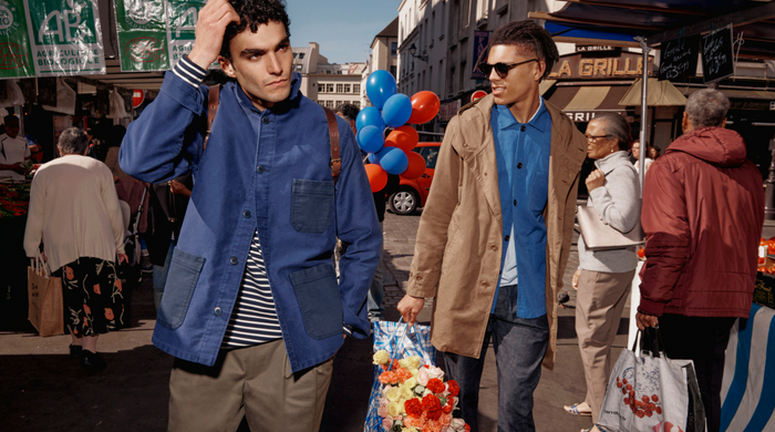 Exclusive: Mr Porter launches series of exclusive capsule collections inspired by France