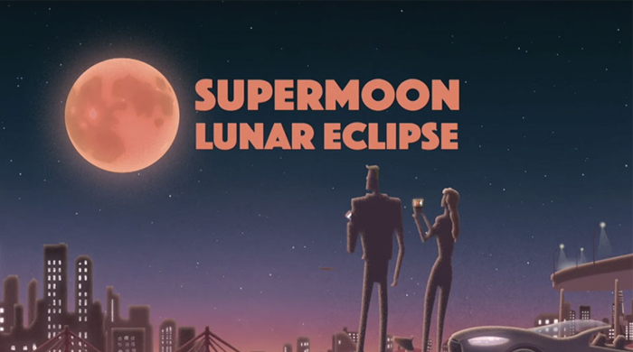Video: Miss the supermoon lunar eclipse? NASA has you covered...