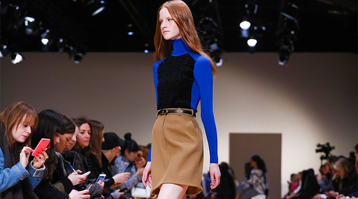 Paris Fashion Week: Carven Autumn/Winter 15