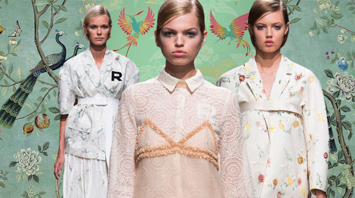 Paris Fashion Week: Rochas Spring/Summer 15