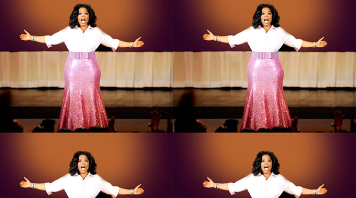 Top five TV moments: Oprah Winfrey