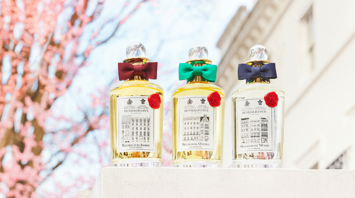 Penhaligon's nose Fabrice Pellegrin on the new Hidden London fragrance