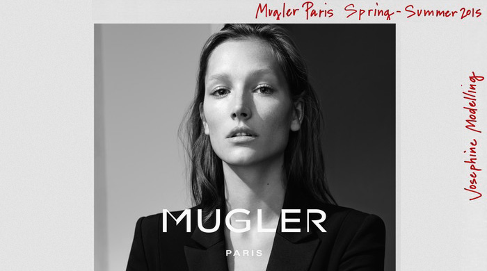 Mugler debuts its first campaign in 11 years