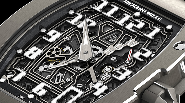 SIHH spotlight: Richard Mille's new collection