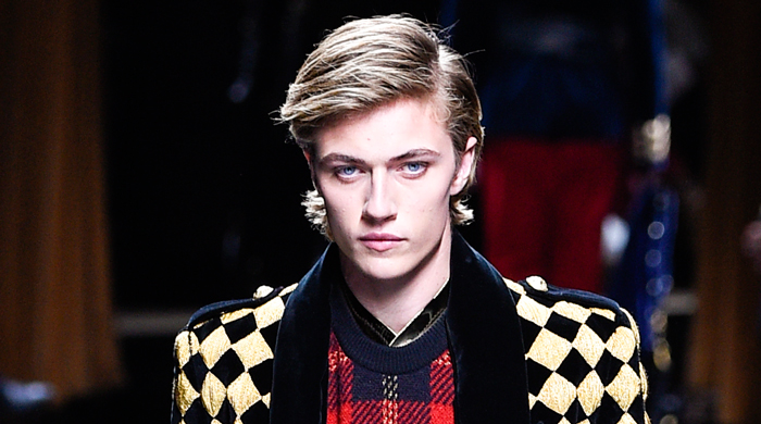 Men's Paris Fashion Week: Balmain Fall/Winter '16