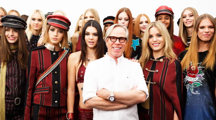 Fashion Week first: Tommy Hilfiger introduces Instagram photo pit