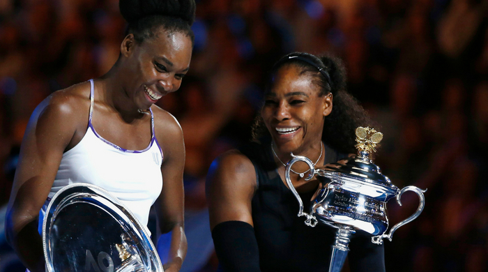 Venus and Serena Williams will play each other this Friday at the US Open