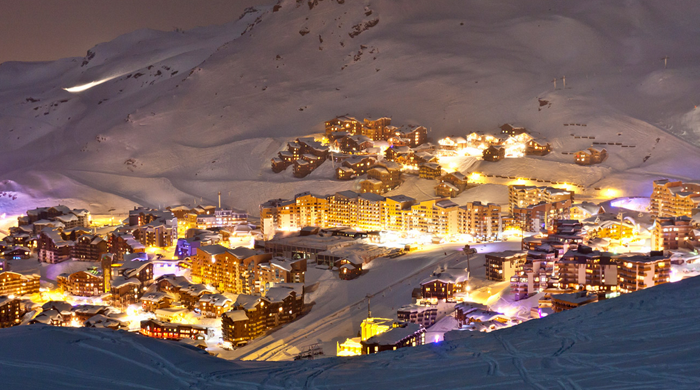 Small Luxury Hotels of the World opens two new ski resorts