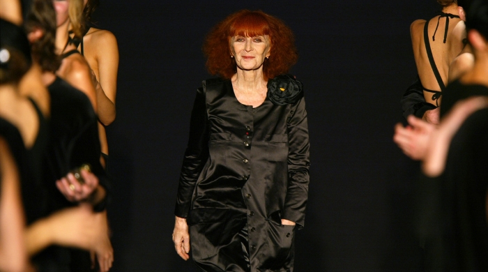 The city of Paris is naming a street after legendary French designer Sonia Rykiel