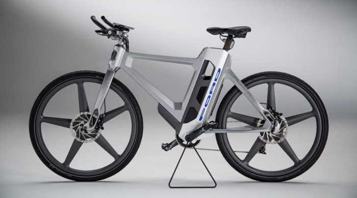 The Apple Watch and Ford team up to create world's safest bicycle
