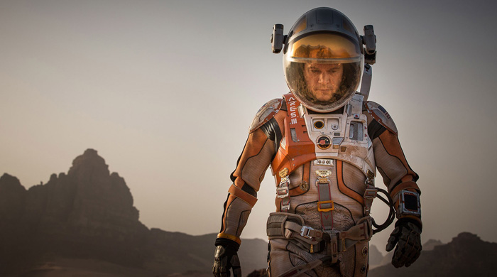 Exclusive interview: Ridley Scott, Matt Damon and Jessica Chastain talk The Martian