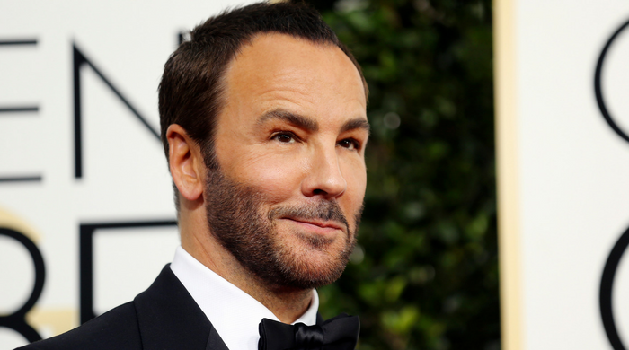 Tom Ford will show at Men's New York Fashion Week