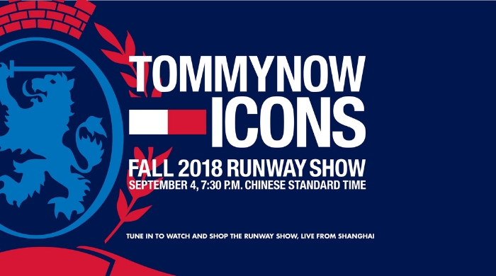 Live stream: Watch the Tommy Now F/W '18 show live from Shanghai