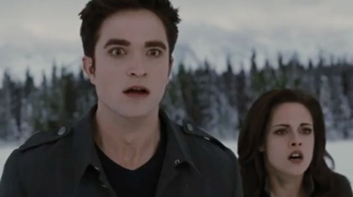 Stephenie Meyer rewrites the Twilight saga