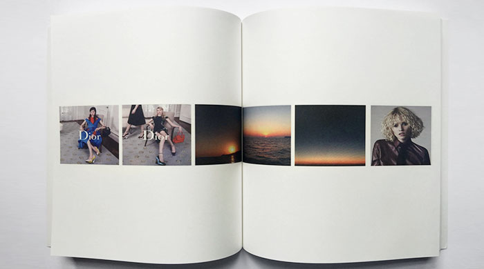 Willy Vanderperre's Instagram feed is being turned into a book