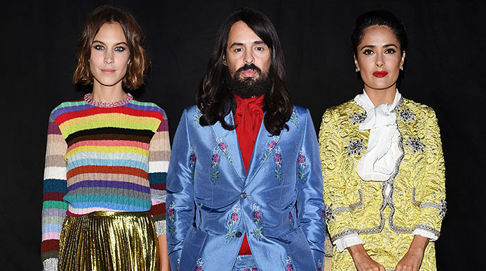 François-Henri Pinault hosts dinner to celebrate Alessandro Michele's new Gucci collection