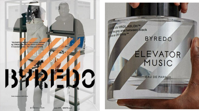 Your first look at the Byredo x Off-White perfume collab is here