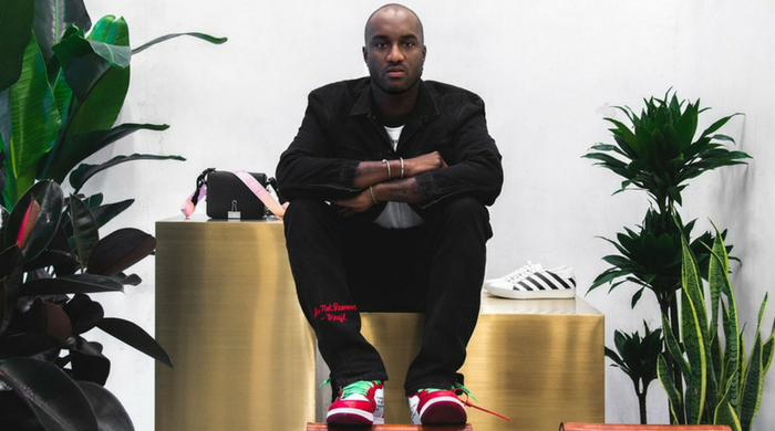Virgil Abloh joins Louis Vuitton as Men's Artistic Director