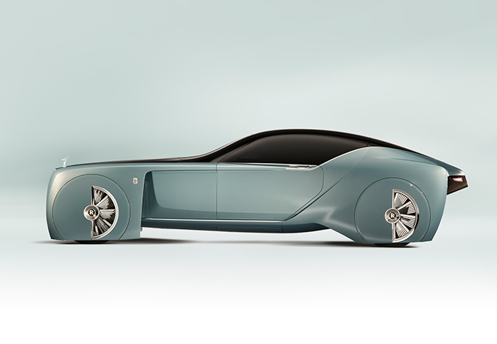 Vision of luxury: Rolls-Royce unveils future of exclusive automotive