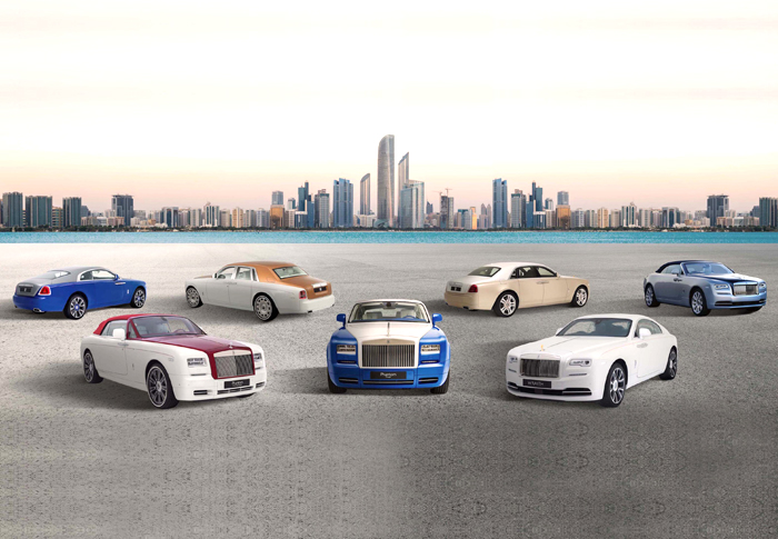 UAE exclusive: Rolls-Royce unveils Sheikh Zayed-inspired Wisdom collection