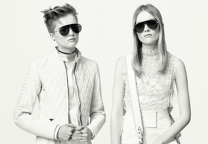 Must-watch: Dior's new eyewear campaign