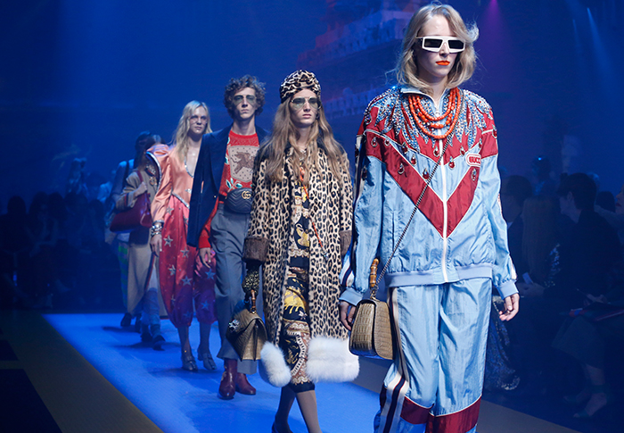 Milan Fashion Week: Gucci Spring/Summer '18