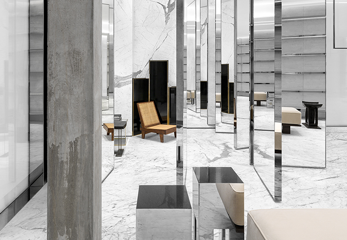 Now open: Inside the Saint Laurent boutique at Miami Design District