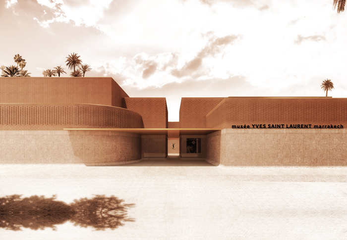"""There is a profound and reciprocal bond between Yves Saint Laurent and Marrakech"" – Musée Yves Saint Laurent Director, Björn Dahlström"
