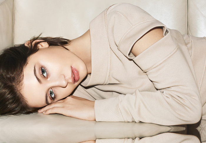 First look: Iris Law's new Burberry campaign