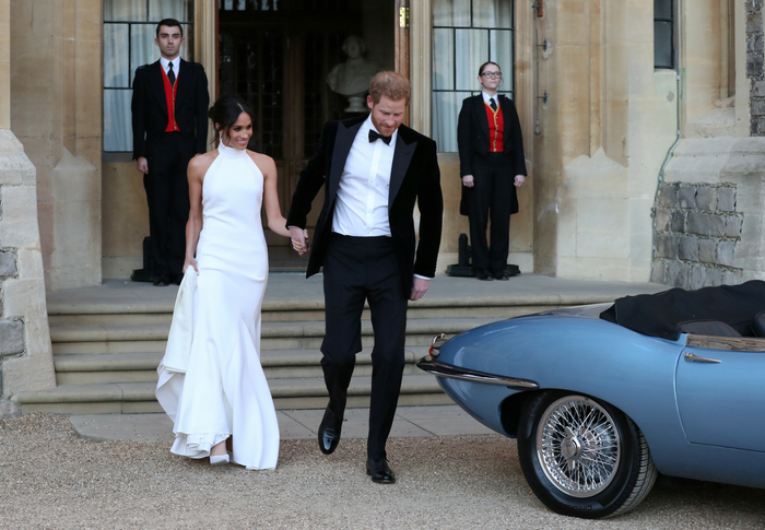 Royal Wedding 2018: Meghan Markle opts for Stella McCartney for evening reception